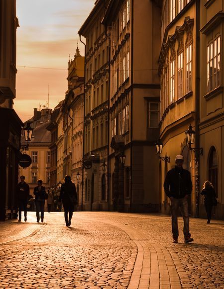 Cobblestone Streets of Prague Photo by Danielle Goodman — National Geographic Your Shot