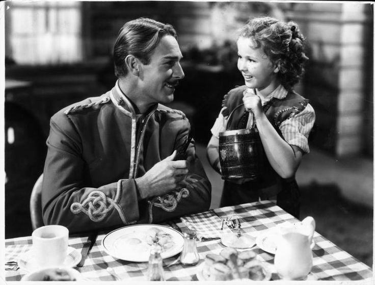shirley temple and bill robinson relationship