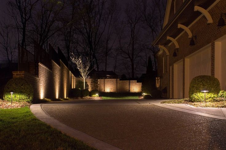 Outdoor security lighting creative nightscapes outdoor security lighting mozeypictures Image collections
