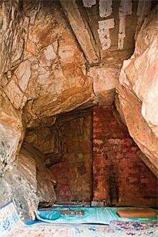 Mahavatar Babaji's cave
