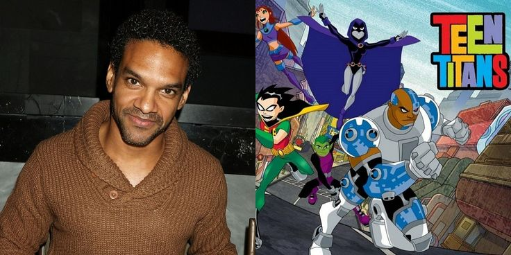 Khary Payton Cyborg voice actor on Teen Titans The Walking Dead: Everything You Need To Know About Ezekiel
