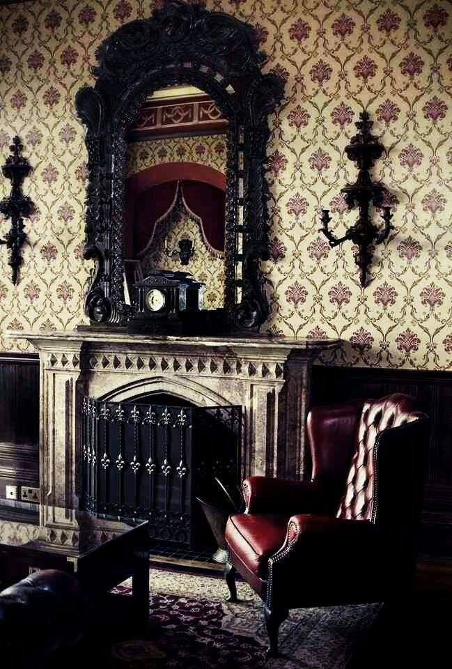 17 best ideas about gothic interior on pinterest gothic