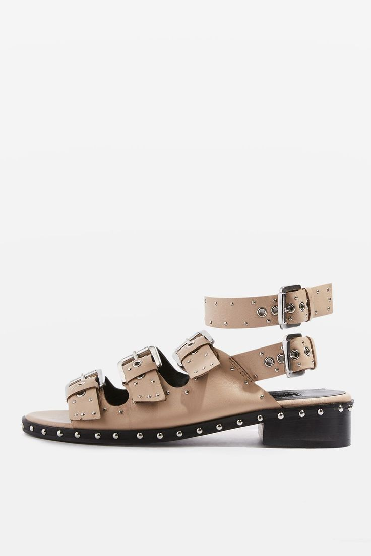 FRANK Buckle Sandals - Statement Accessories - We Love - Topshop Malaysia
