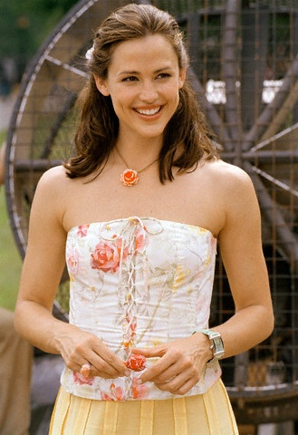 13 going on 30- you know you're bored and can't sleep when you stay up till 2 in the morning to watch this movie