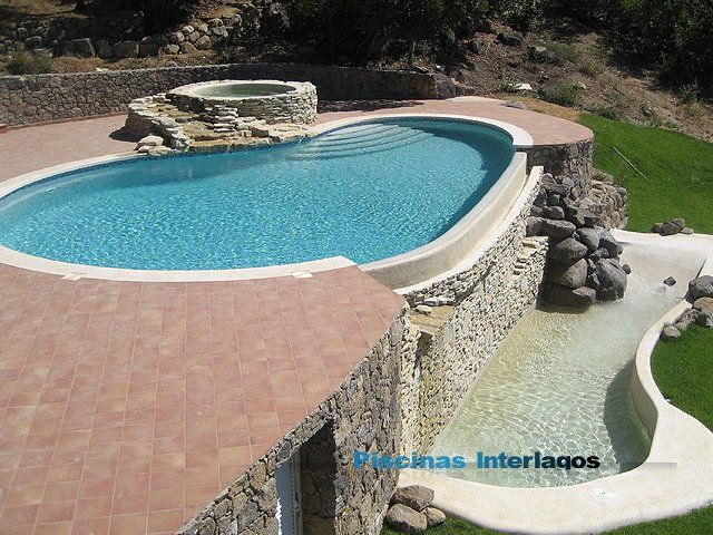 10 best piscina infinity images on pinterest infinity for Piscina de canal