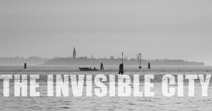 Libro fotografico su Venezia di Federico Povoleri. Crowdfunding.