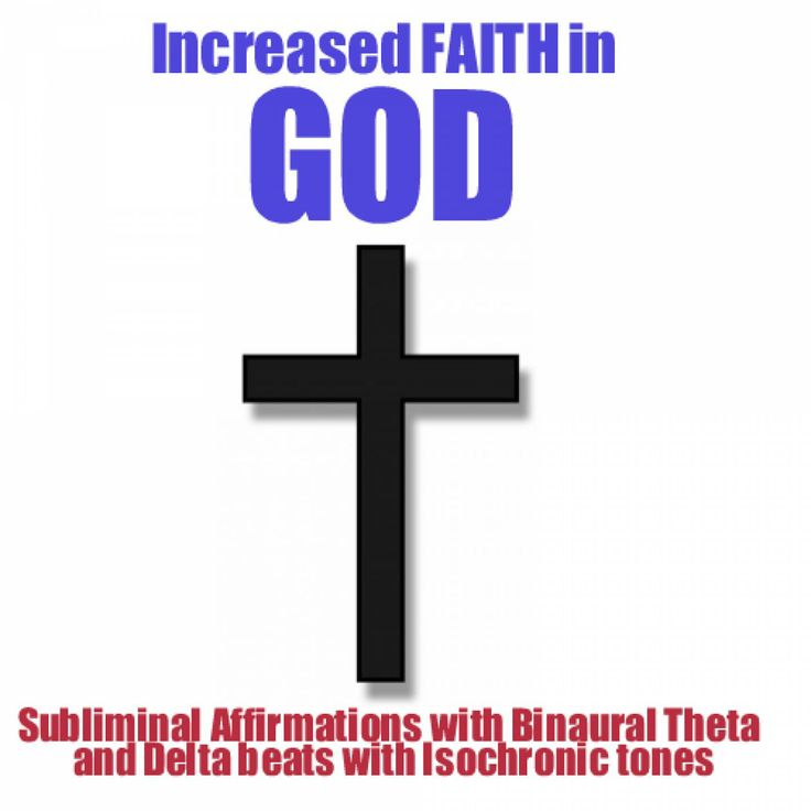 Increase your faith in God http://www.cdbaby.com/cd/chadjustinpeterson