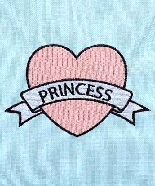 WEGO LADY WEGO / Princess embroidery backpack'S (win- go ladies) (backpack / backpack) | detailed image