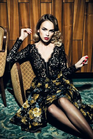 Lena Hoschek Aw Femme Totale Collection
