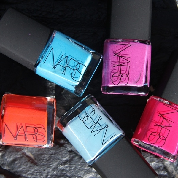 NARS Thakoon Nail Polish Colors