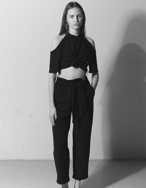 Spodnie damskie 1986
