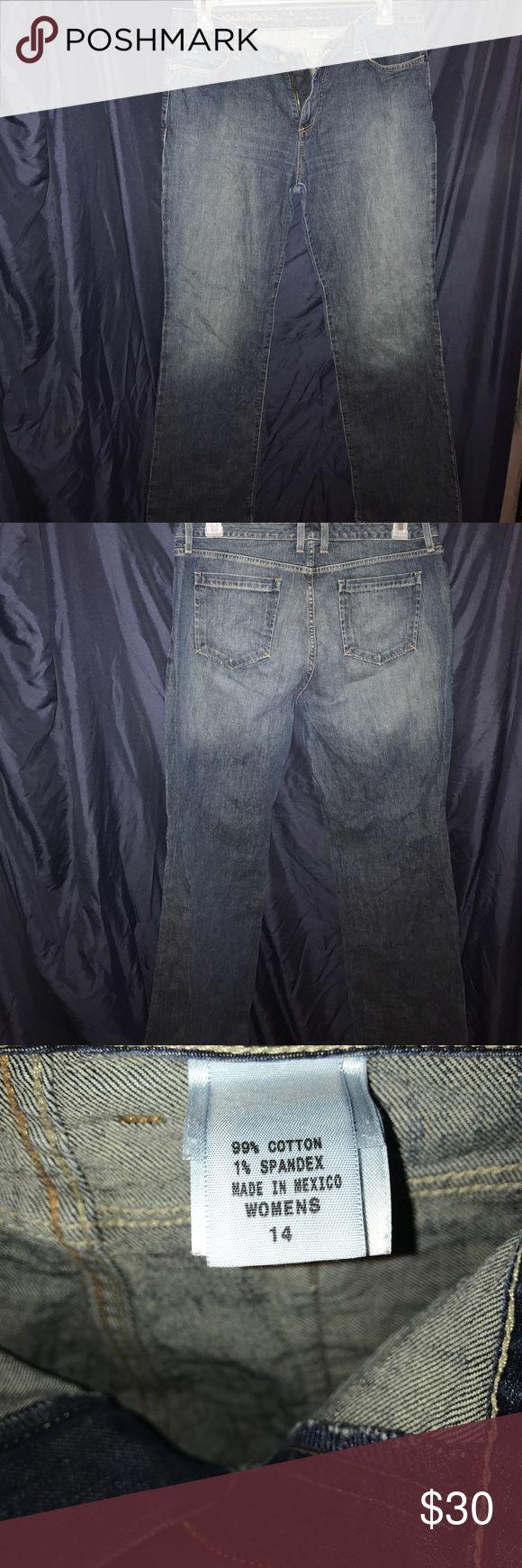Eddie Bauer, natural fit jeans Eddie Bauer, natural fit jeans Eddie Bauer Jeans Straight Leg