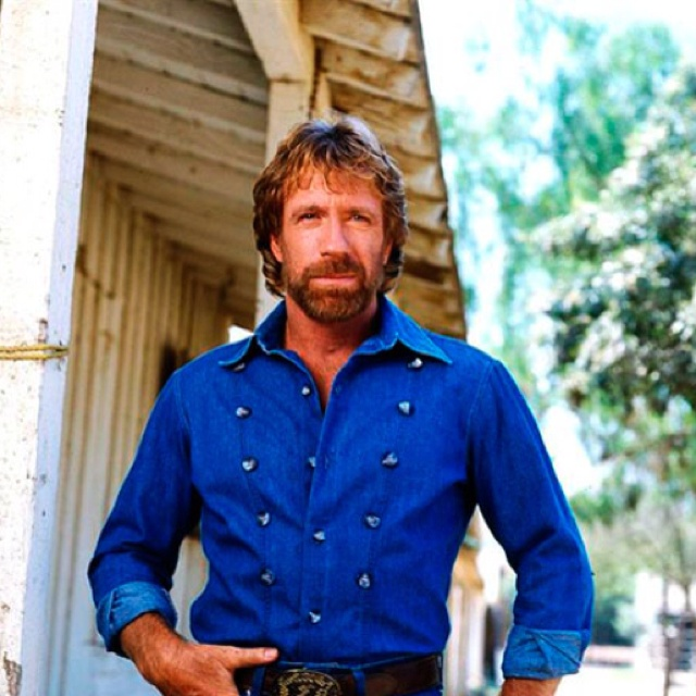 Chuck Norris died 20 years ago......death just hasn't built up the courage to break it to him yet