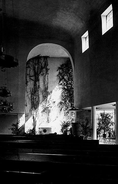 "mintapeter: "" obra-s: "" Erik Bryggman - Capilla de la Resurrección, Turku, Finlandia, 1939-41 Fotos: 1 2 Enlaces de interés: M.A. de la Cova: Alvar Aalto y los años de Turku: la influencia de Bryggman "" új kedvenc blogom lett és a picsába már, hogy..."