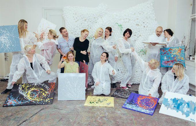 Představujeme: ART party 2017