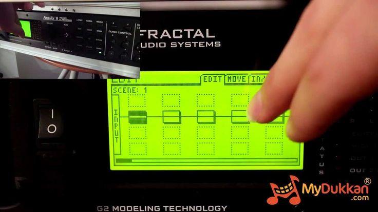 Fractal Audio Axe FX II Mark II Gitar Prosesör İncelemesi (Hızlı Video)
