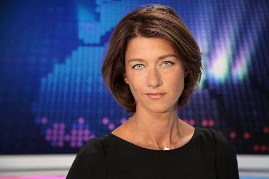 Carole Gaessler  Elle A Des Yeux Magnifique Est Un Regard Magnifique D'une Beauté éblouissante Notre  Carole Gaessler