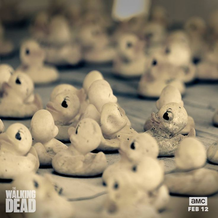 Right on the heels of the first official image from the second half of The Walking Dead's seventh [...]