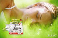 Alpine SleepSoft premium earplugs for sleeping