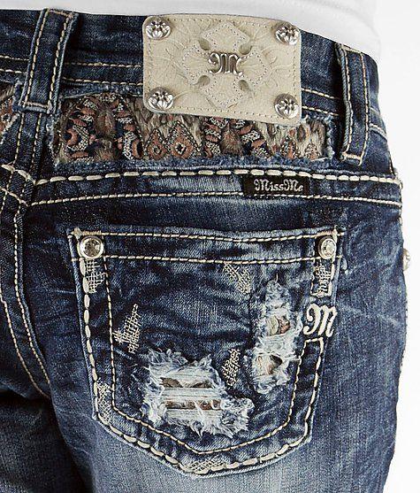 Miss me jeans size 28 please lol
