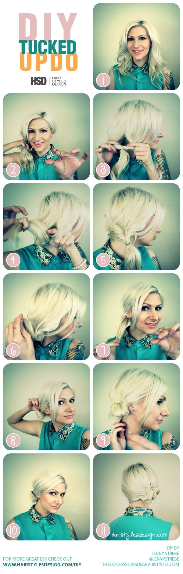 The best images about cute updos on pinterest blonde hair colors