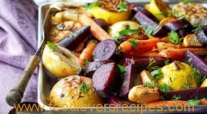 TASTIER ROASTED VEGGIES