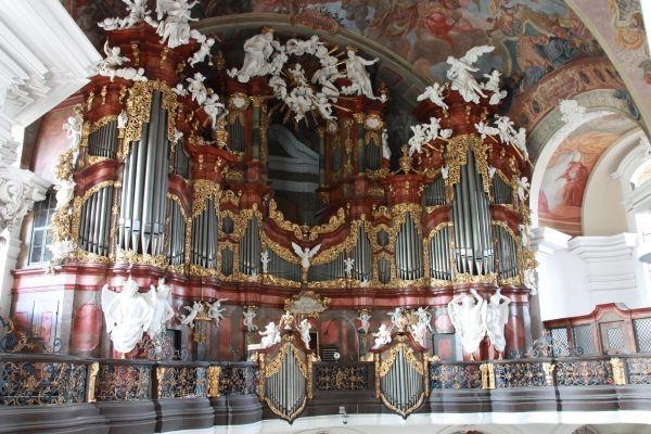 Sonus Paradisi Krzeszow Poland Germany Poland Romania Organs Church Architecture Poland Germany