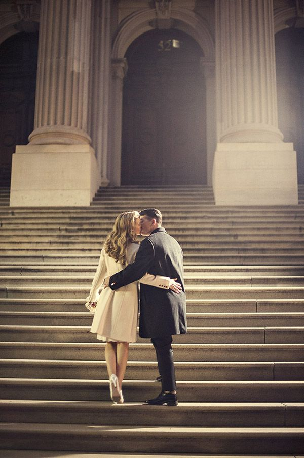 NYC City Hall Park Wedding: Krissy & Stephen - Justin & Mary - Photography