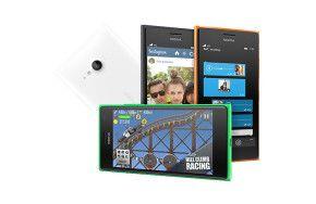 O Nokia Lumia 735 é o primeiro smartphone concebido especificamente para selfies e chamadas de vídeo pelo Skype.