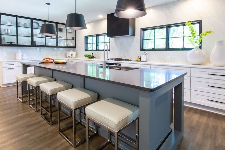 Did You See Our Furniture On Hgtv S Property Brothers 6 Nashville Home Renovation Episodes Feature Property Brothers Kitchen Property Brothers Kitchen Living