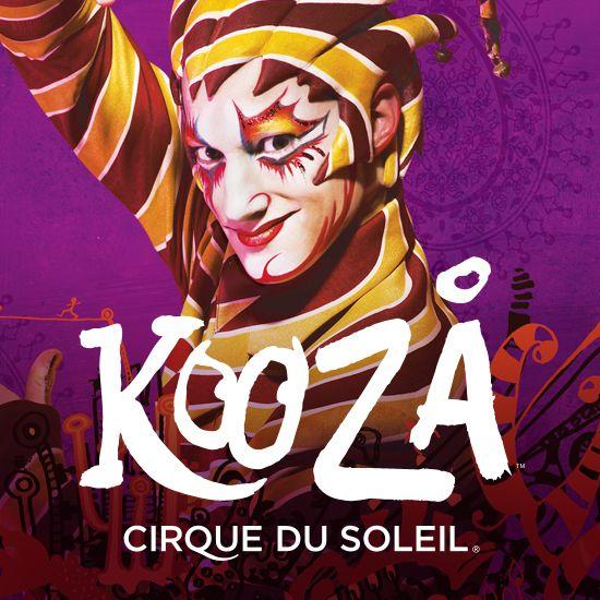 KOOZA | Un spectacle de tournée du Cirque du Soleil à Knokke du 19 juillet au 18 août