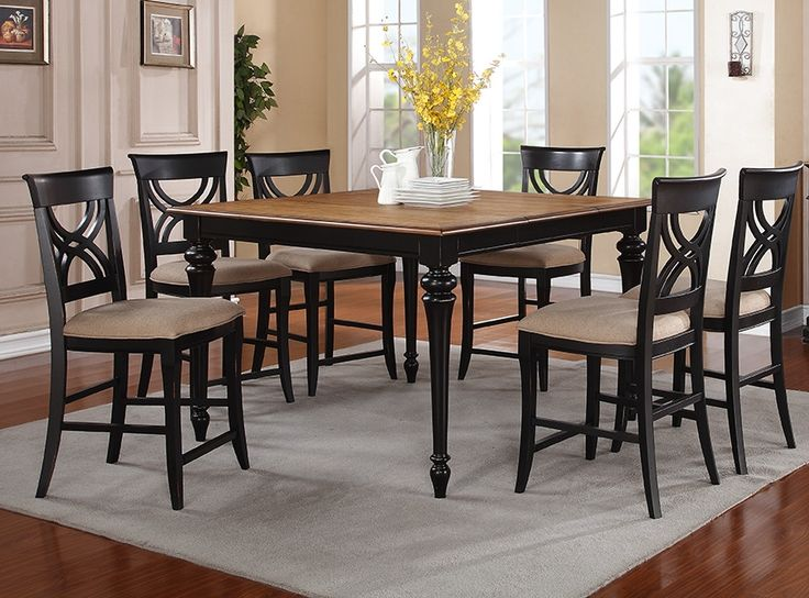 Brighton Dining Collection From Emerald Home Furnishings