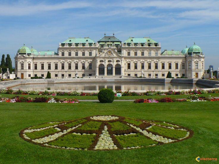 Le Belvedere , Vienne Autriche
