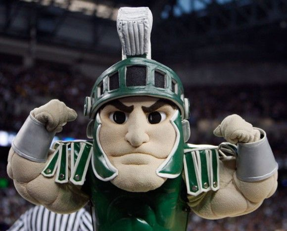 Michigan State University Basketball | famous college basketball mascots a look at 16 famous basketball ...