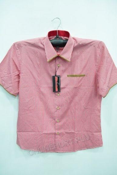 Koszula Męska Modely DH6A-M-CT Kr. Rękaw  (M-3XL)