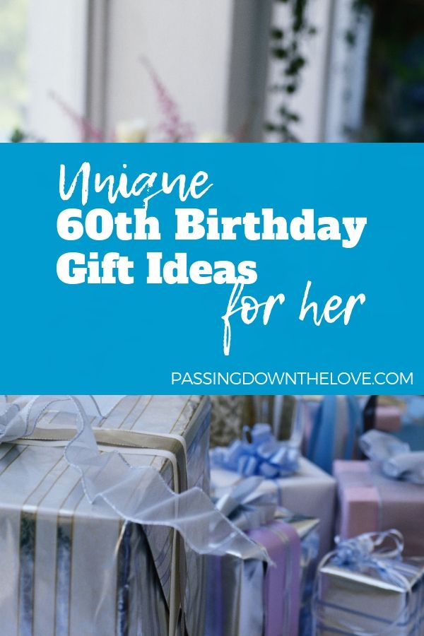 Her 60th Birthday Is Coming Dont Forget The Perfect Gift