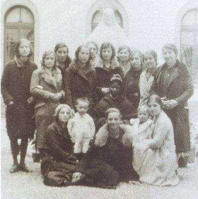 St. Josephine Bakhita with group