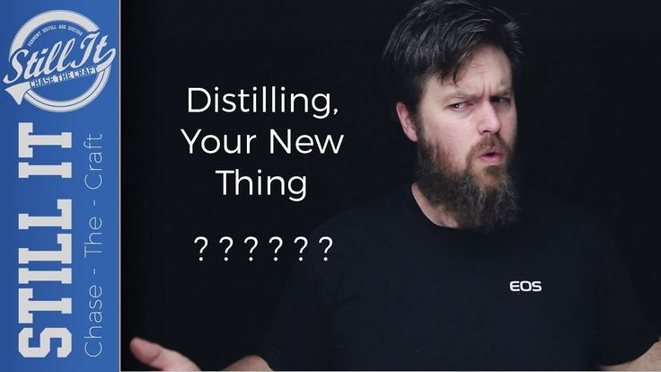 Is home distilling right for you? 6 things to think about.