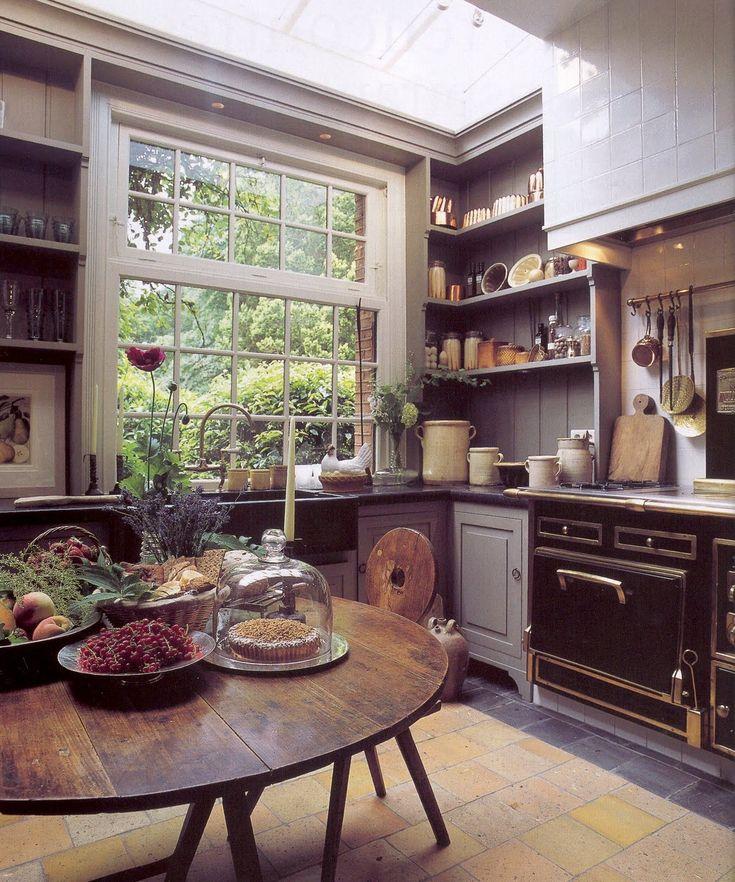 2027 Best Cottage Kitchens Images On Pinterest