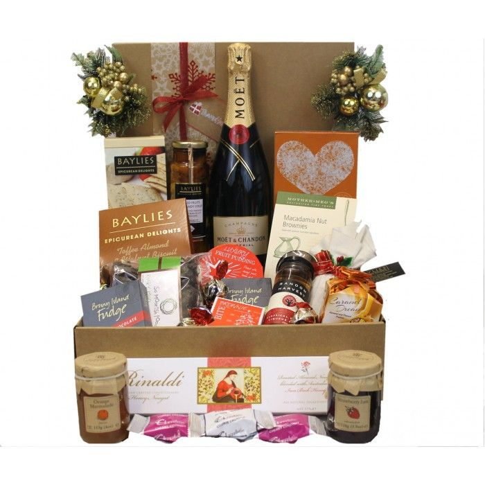 Thanx hampers - Moet and Chandon Cheer