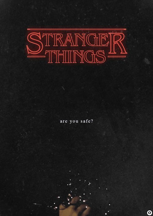 "Stranger Things - Chapter Four: Holly, Jolly ""Blink once for yes, twice for no."""