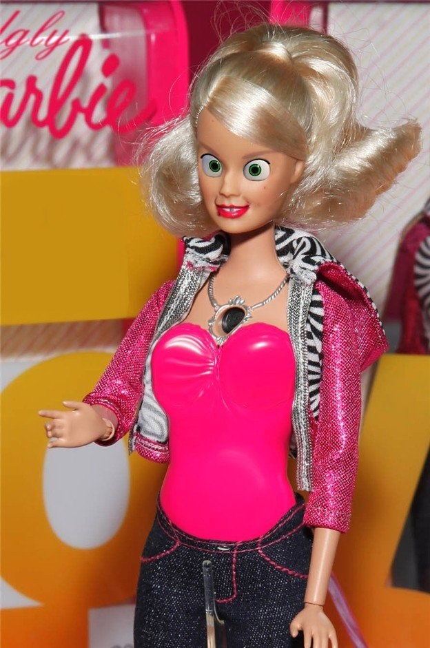 Ugly Barbie | UGLY! | Pinterest | Cars, Barbie and Toys