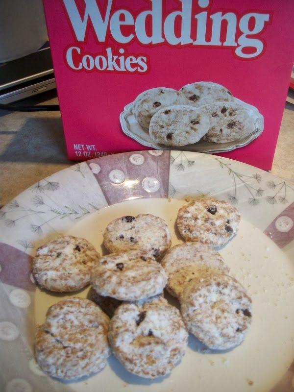 A Twisted Mind: Danish Wedding Cookie Recipe