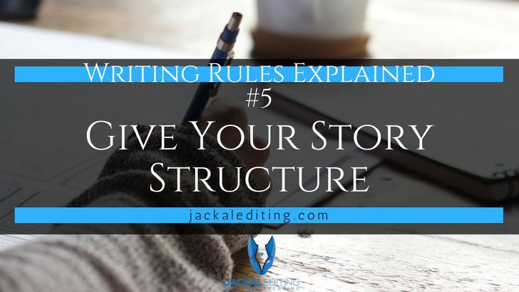 Whether you're a plotter or a pantser, there should come a time when you revise your novel, and one of the first steps of revising your novel should involve giving it structure. I know writers seethe when they hear the word should, but honestly, what's the point of perfecting your writing, or even elements like …