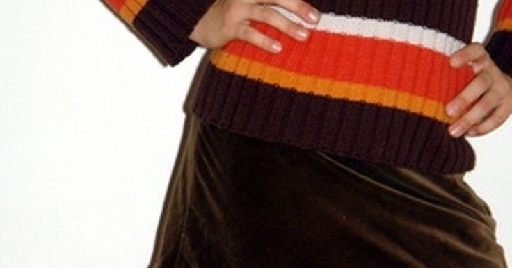 Cómo determinar el talle de la ropa según peso y altura