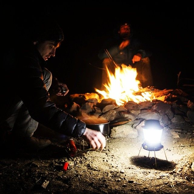 The lighthouse 250. Best camping lantern ever. #campvibes #solarlife