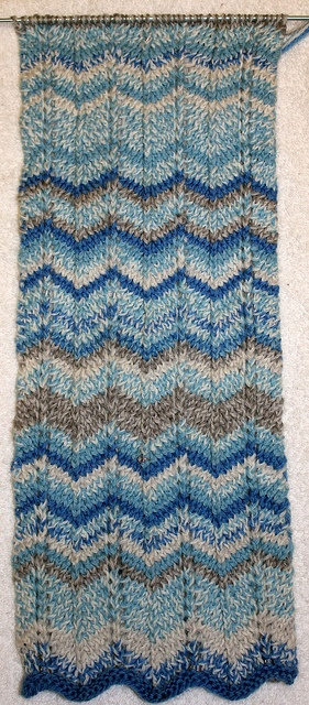 Temperature Afghan Knitting Pattern : 50 best Sky and Weather/Temperature Blankets/Scarves images on Pinterest Bl...