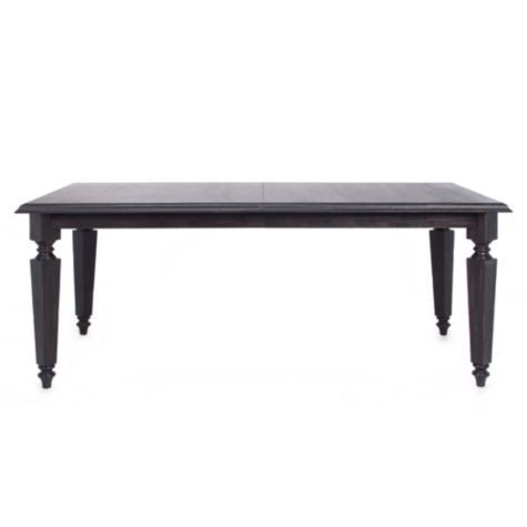 Dalton dining table from z gallerie dimensions dining for 32 wide dining table
