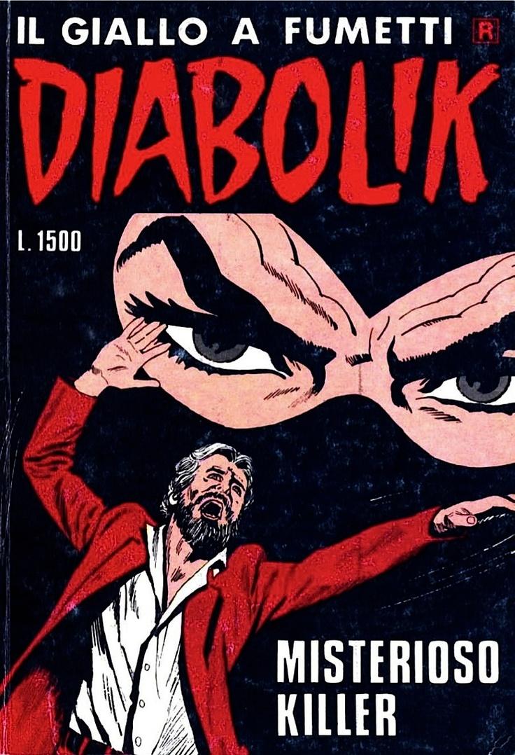 Alan ford gruppo t n t ubc enciclopedia online del fumetto - Diabolik Misterioso Killer See More Alan Ford
