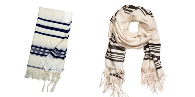 """People Are Seriously Upset at One of Their Fave Stores for Selling This """"Offensive"""" Scarf   - Seventeen.com"""